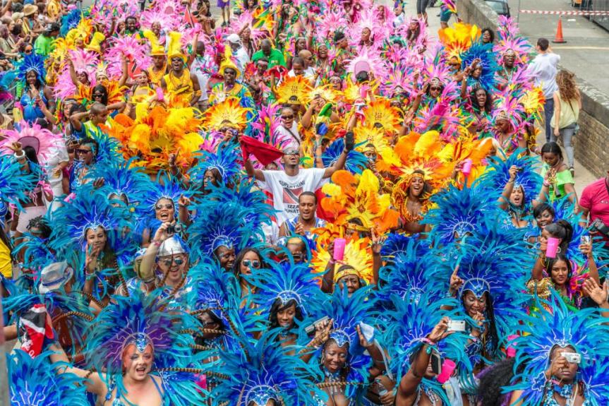 Notting Hill Carnival Editorial
