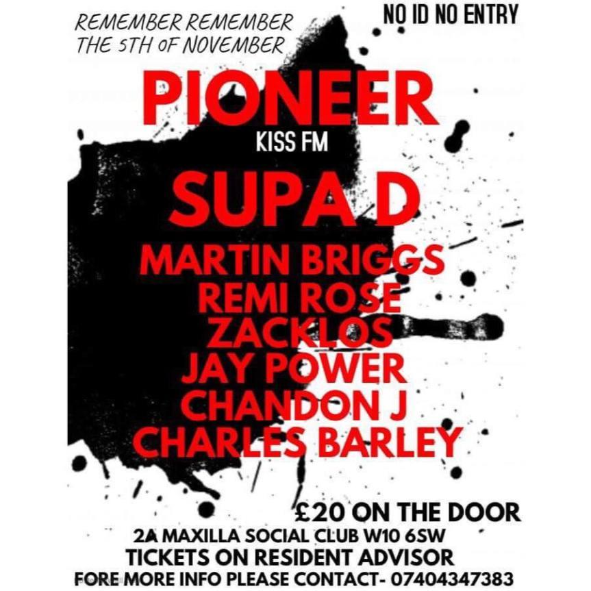 SUPA D&PIONEER