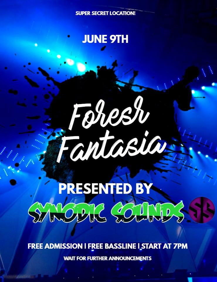 Synodic Sounds Presents: FORESTFANTASIA